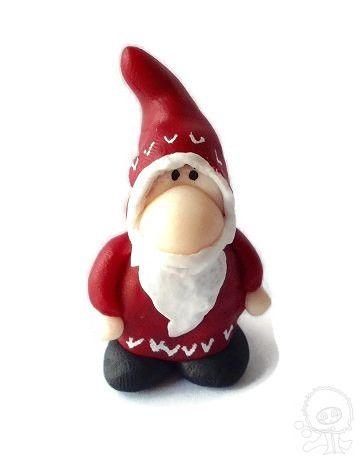 FIMO karácsony - Télapó
