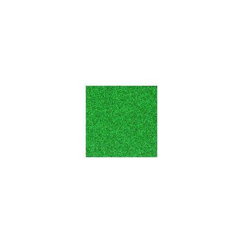 Dekorgumi csillámos - zöld