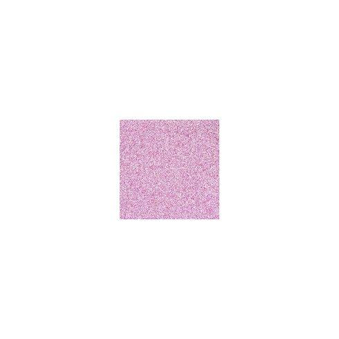 Dekorgumi csillámos - rózsaszín
