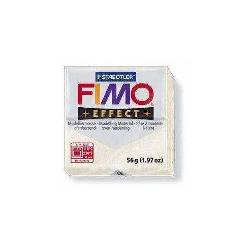 FIMO effect gyurma - Metál gyöngyház