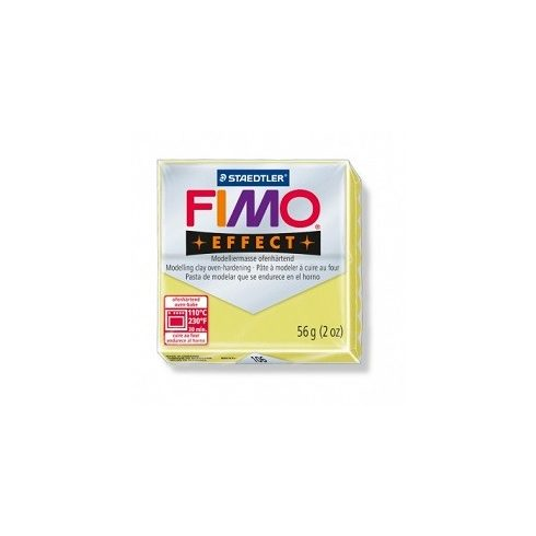 FIMO effect gyurma - Citrin