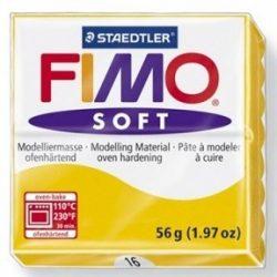 FIMO soft gyurma - Napsárga