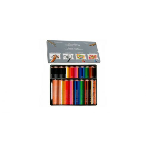 Cretacolor Artist Studio vázlat- és rajzceruza készlet - 72 db