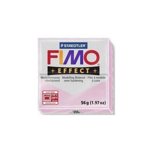 FIMO effect gyurma - Rózsakvarc
