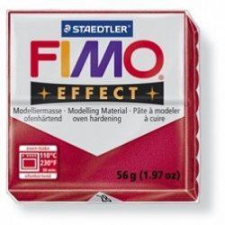 FIMO effect gyurma - Metál rubin