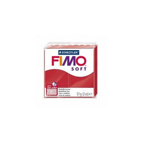FIMO soft gyurma - Karácsony Piros