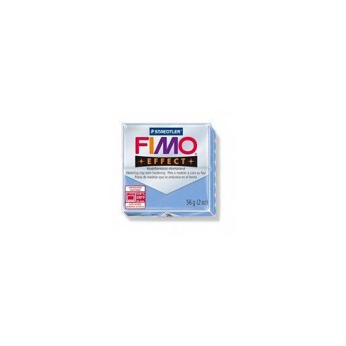 FIMO effect gyurma - Achát kék