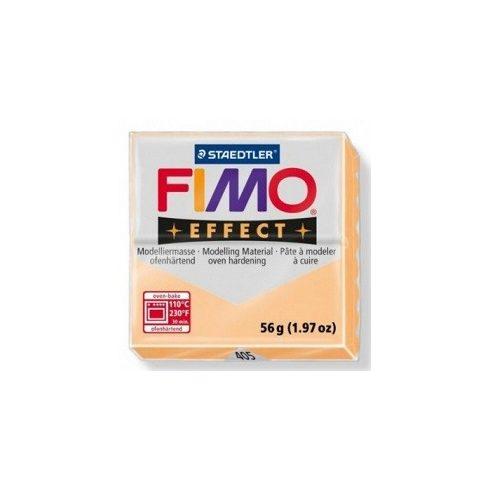 FIMO effect gyurma - Pasztell őszibarack