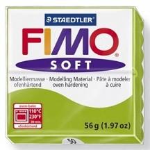 FIMO soft gyurma - Almazöld