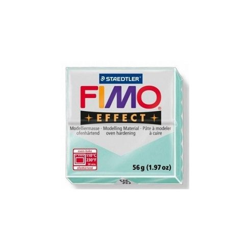 FIMO effect gyurma - Pasztell menta