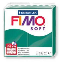 FIMO soft gyurma - Smaragd