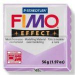 FIMO effect gyurma - Pasztell orgona