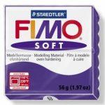 FIMO soft gyurma - Szilva