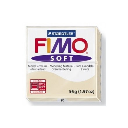 FIMO soft gyurma - Szahara