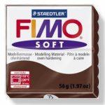 FIMO soft gyurma - Csokoládé
