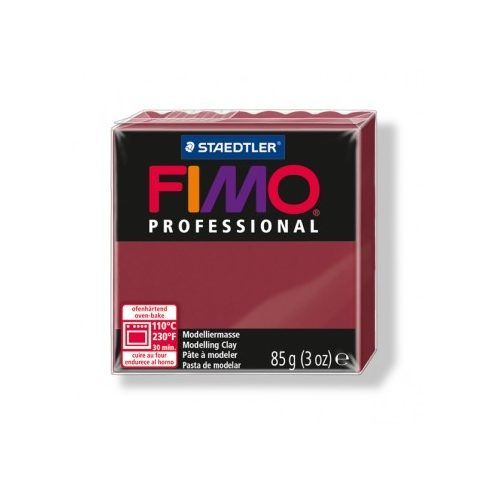 FIMO professional - Bordó