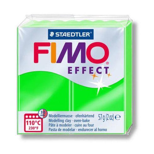 FIMO effect gyurma -neonzöld