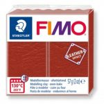 FIMO Leather effect gyurma - Rozsda
