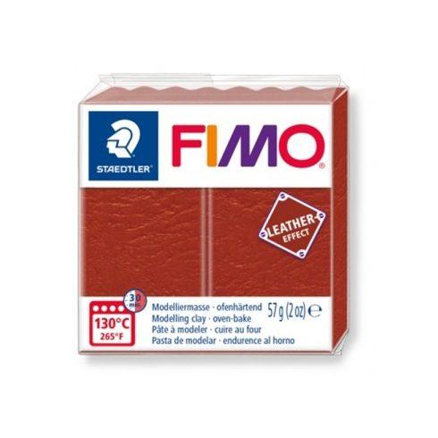 FIMO Leather effect gyurma - Rozsda