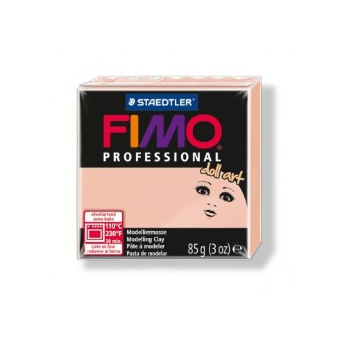 FIMO professional Doll Art - Rózsaszín