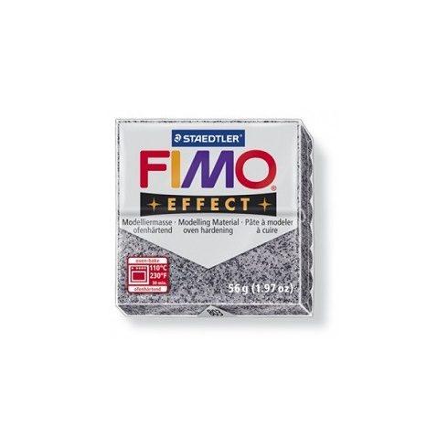 FIMO effect gyurma - Kőhatású gránit