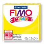 FIMO Kids gyurma - 42g - sárga