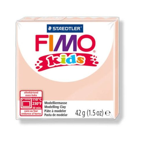 FIMO Kids gyurma - 42g - bőrszín