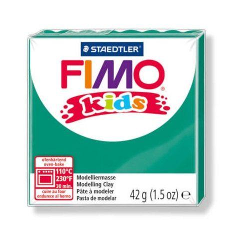 FIMO Kids gyurma - 42g - zöld