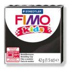 FIMO Kids gyurma - 42g - fekete