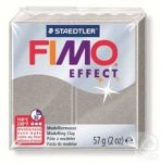 FIMO effect gyurma - Pearl Light Silver