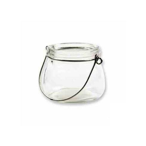 Üveg - Viharlámpa kicsi