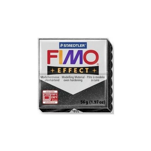 FIMO effect gyurma - Csillagpor