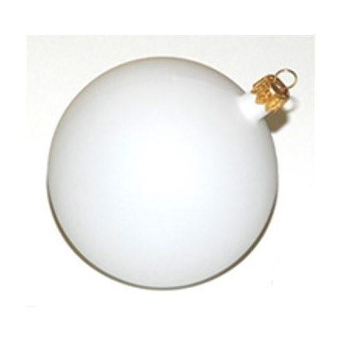Műanyag karácsonyfadísz - Gömb 8cm