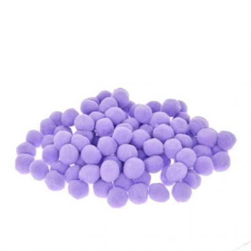 Pompom - kék - 15mm