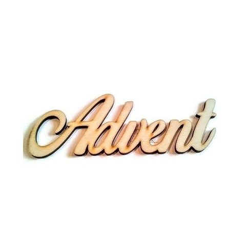 fa felirat - Advent