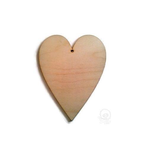 Fa lapok - szív-nagy