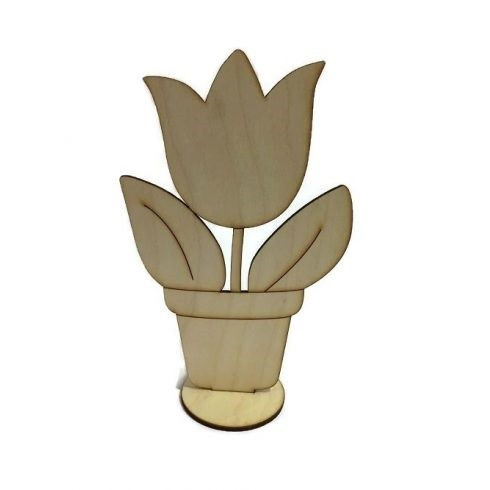 Fa figura - tulipán