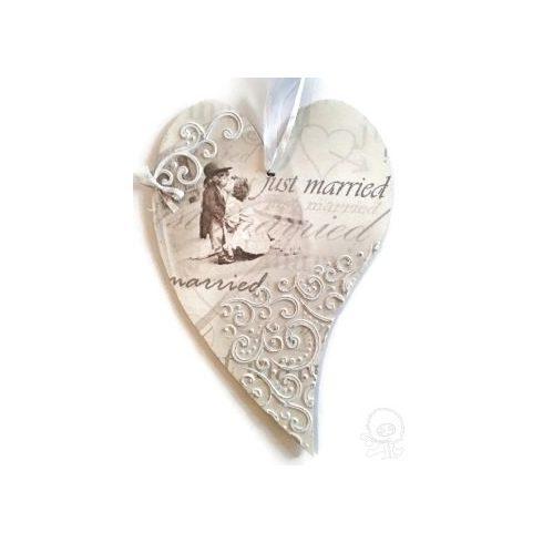 Esküvő - szív - ÖTLET