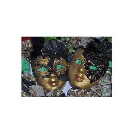 Farsangi álarc - teljes arc - ÖTLET