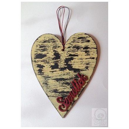 Szív szeretlek - ÖTLET