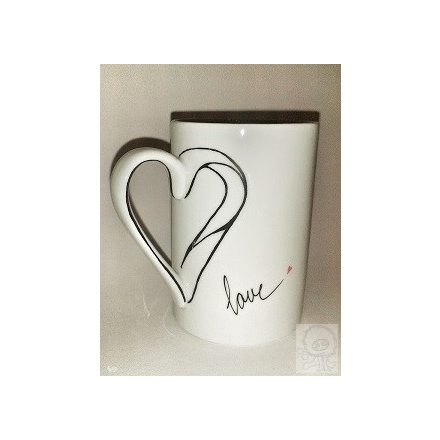 Love bögre - Szükséges alapanyagok