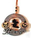 Halloween függődísz
