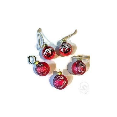 Karácsonyfadísz - POSCA tollal -ÖTLET