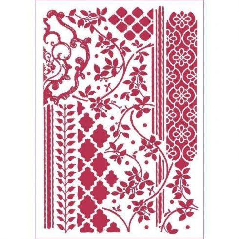 Stencil - Mixed tapestries