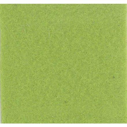 1mm-es puha filc lap 40x30cm - oliva zöld