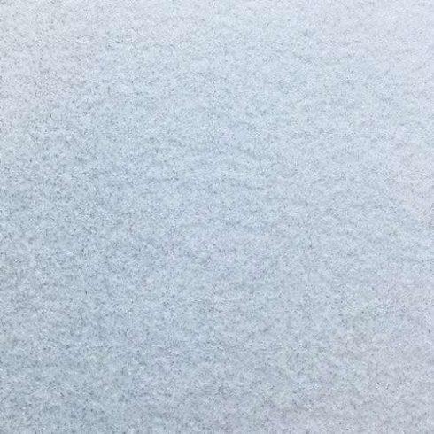 Csillogó, glitteres filc anyag - égkék 40x30cm