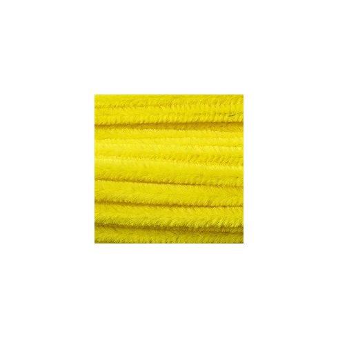 Zsenília drót - sárga