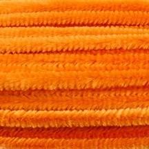 Zsenília drót - narancs