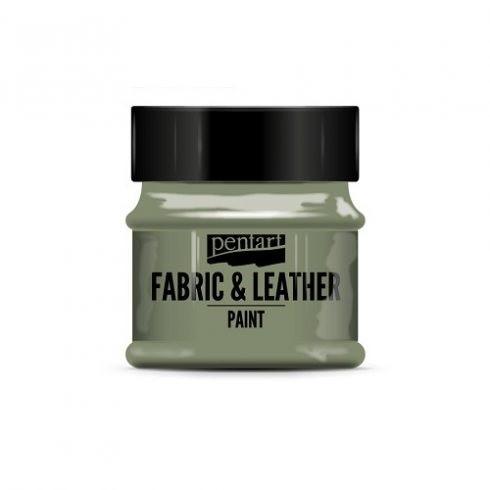 Pentart textil és bőrfesték - pisztácia