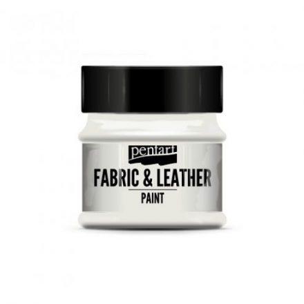 Pentart textil és bőrfesték - csillogó szivárvány